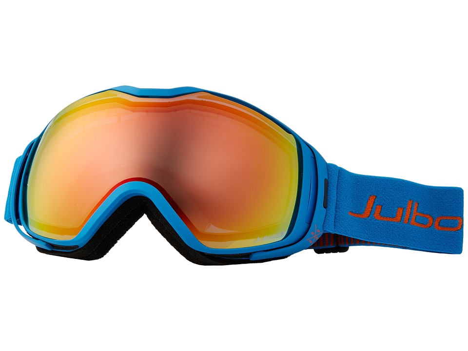Julbo Eyewear - Universe Goggle (Blue/Orange) Snow Goggles