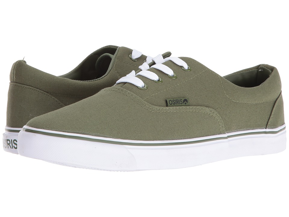 Osiris - SD (Green/White/Black) Skate Shoes