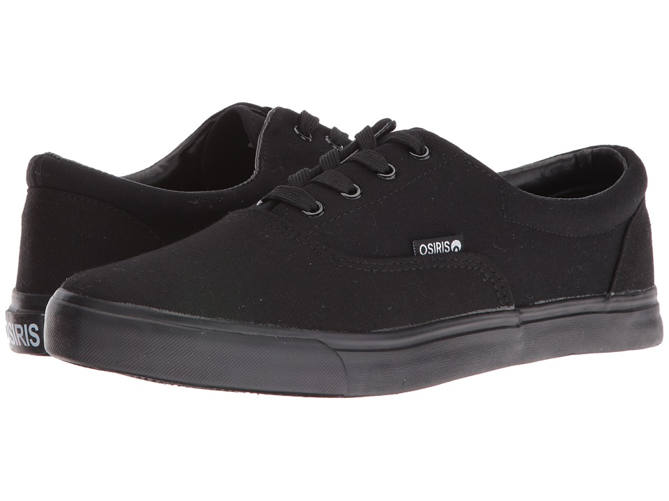 Osiris - SD (Black/Black/Grey) Skate Shoes