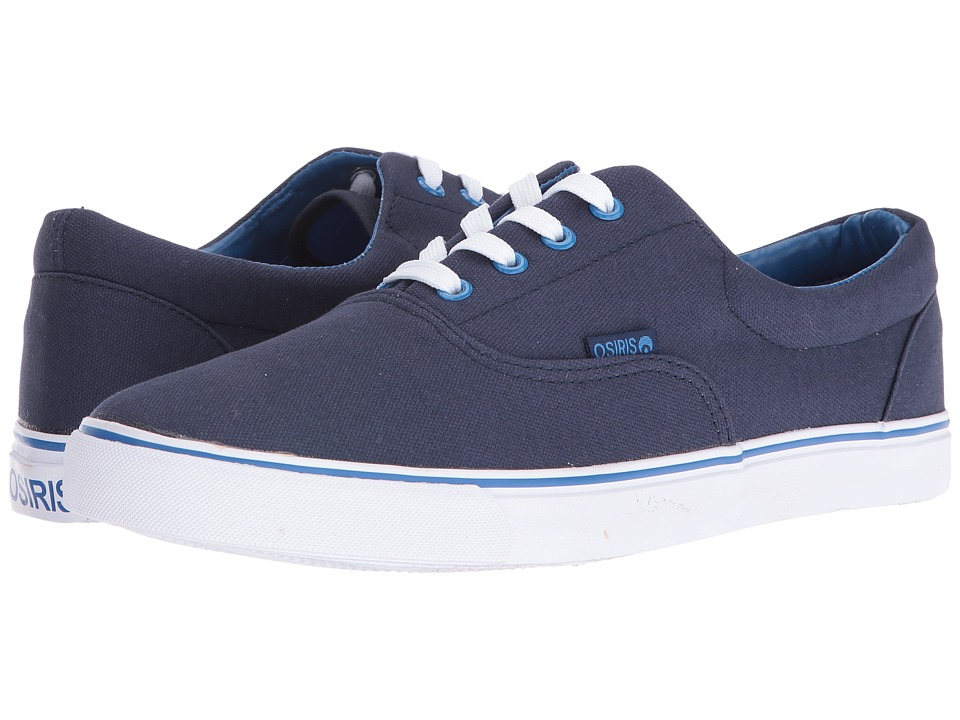 Osiris - SD (Navy/White/Blue) Skate Shoes