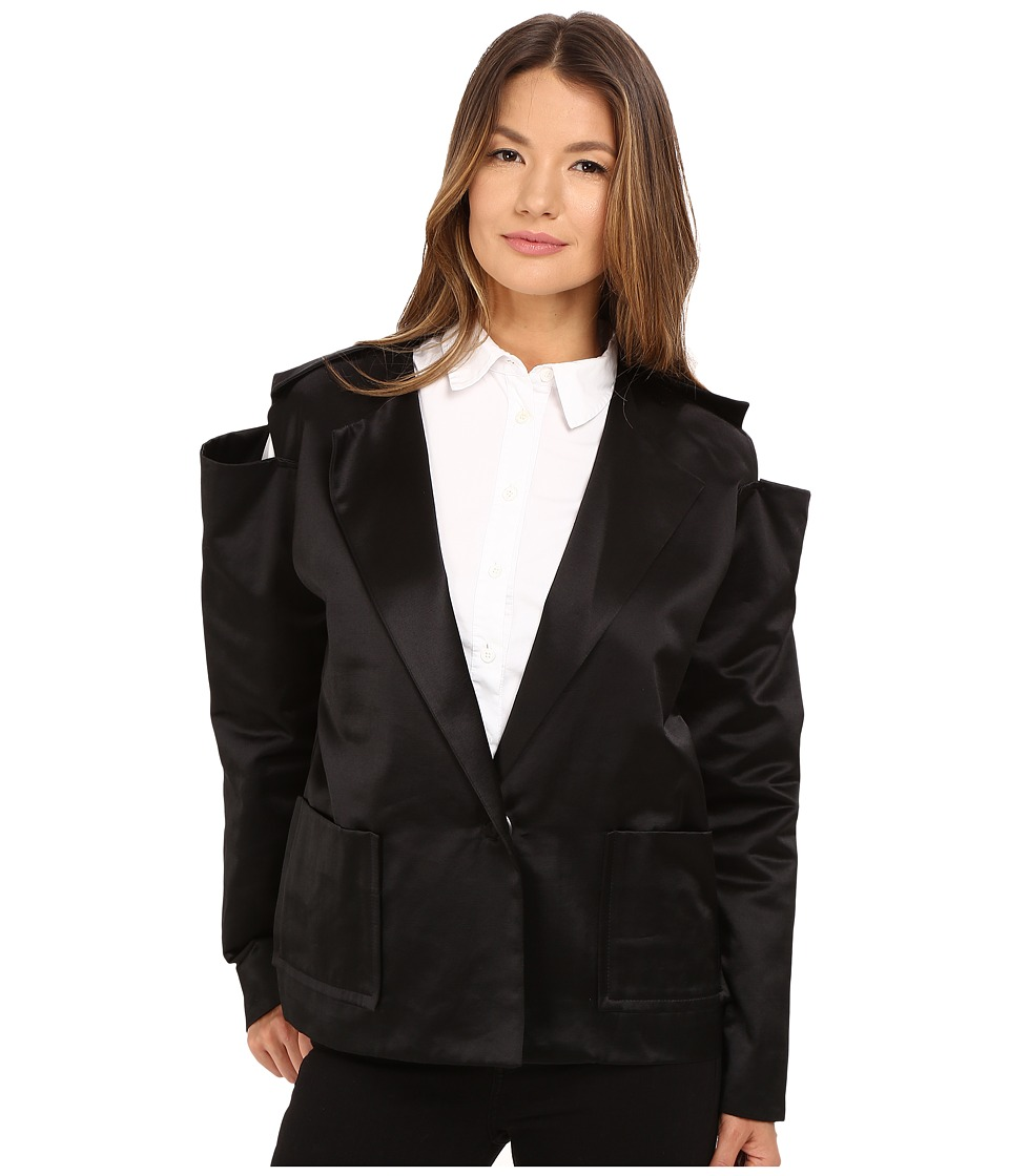 Vivienne Westwood - Radio Jacket (Black) Women's Coat