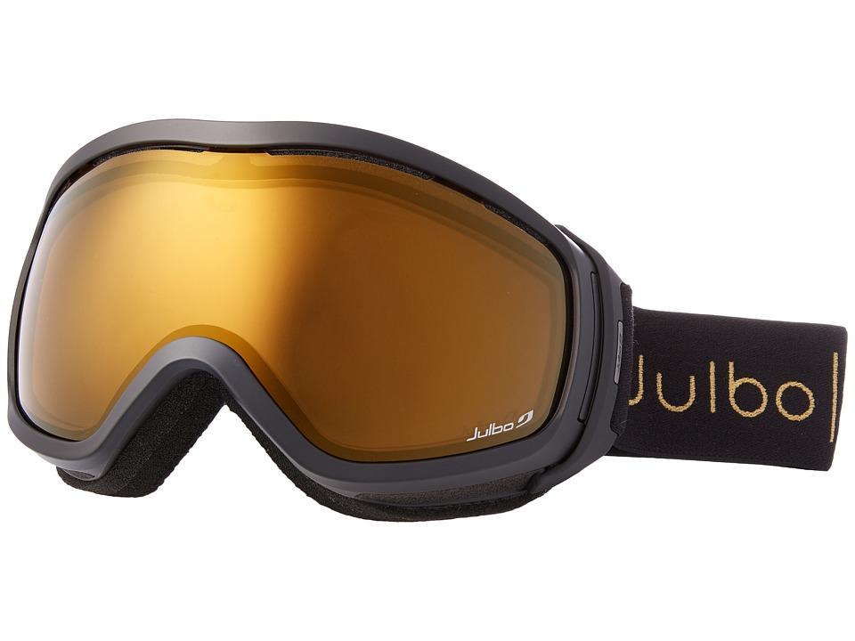 Julbo Eyewear - Elara (Black/Gold) Snow Goggles