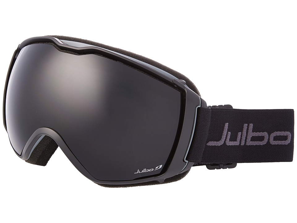 Julbo Eyewear - Airflux (Black/Grey Polarized) Snow Goggles