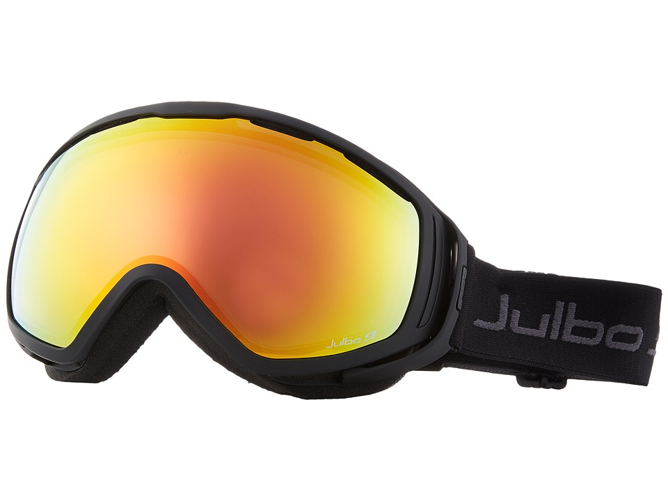 Julbo Eyewear - Titan OTG Goggles (Black 2 With Zebra Light Photochromic Lens) Snow Goggles