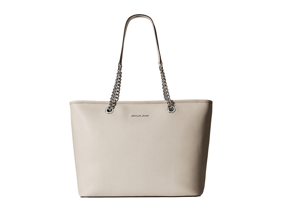 MICHAEL Michael Kors - Top Zip Multifunction Tote (Cement) Tote Handbags