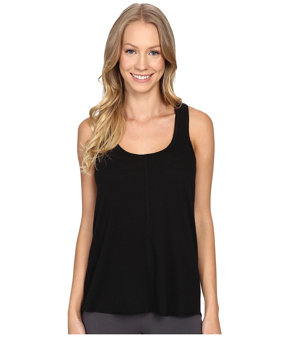 P.J. Salvage - Keyhole Tank Top (Black) Women's Sleeveless