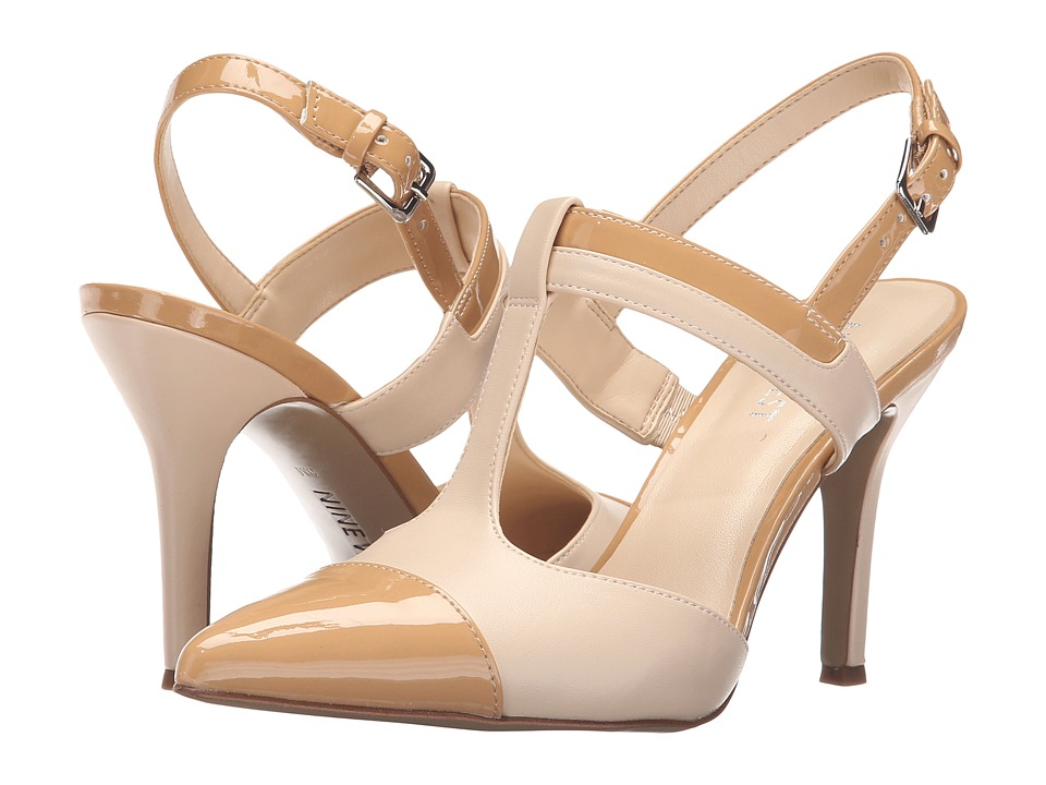 Nine West - Firenice (Natural/Natural) Women's Shoes