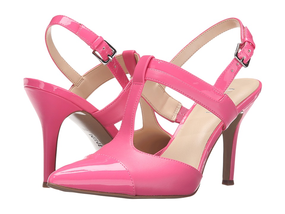 Nine West - Firenice (Pink/Pink) Women's Shoes
