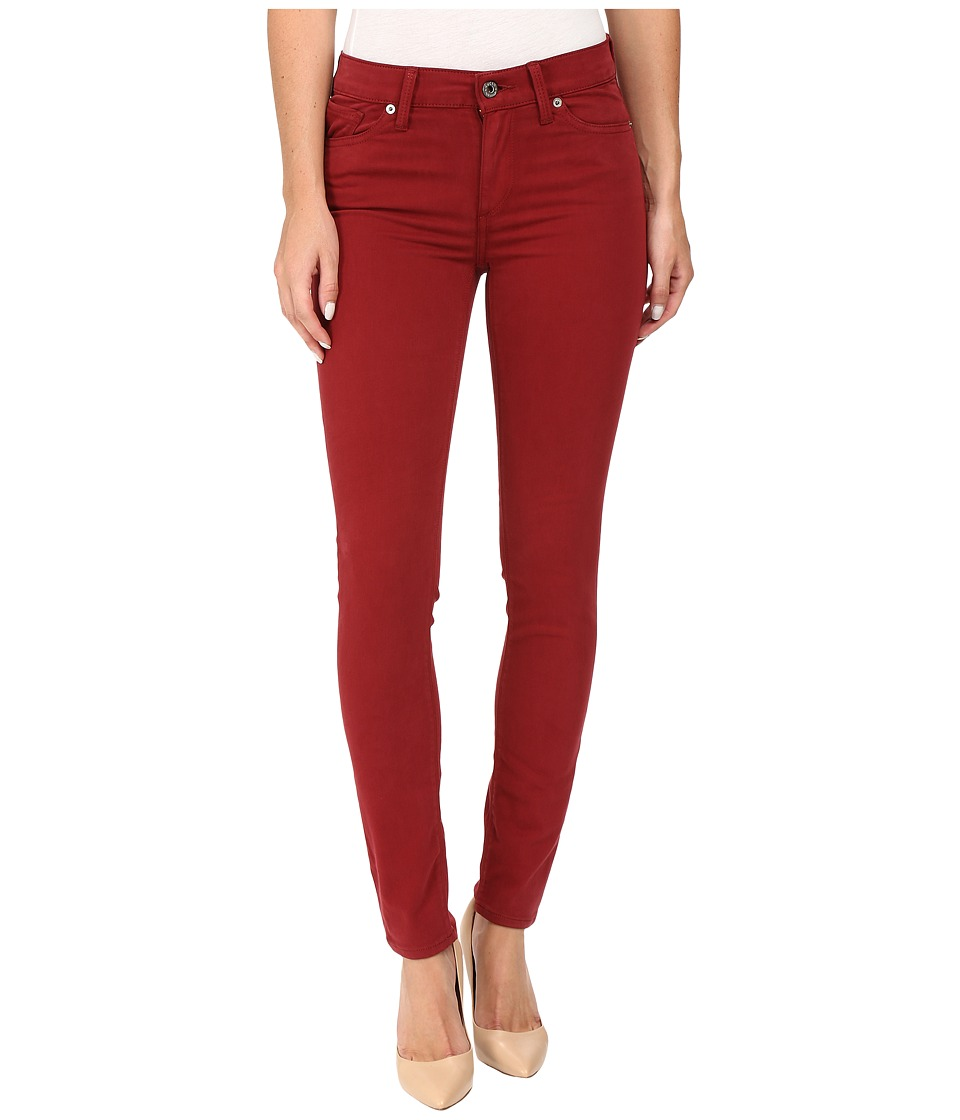 Lucky Brand - Brooke Leggings in Merlot (Merlot) Women's Jeans