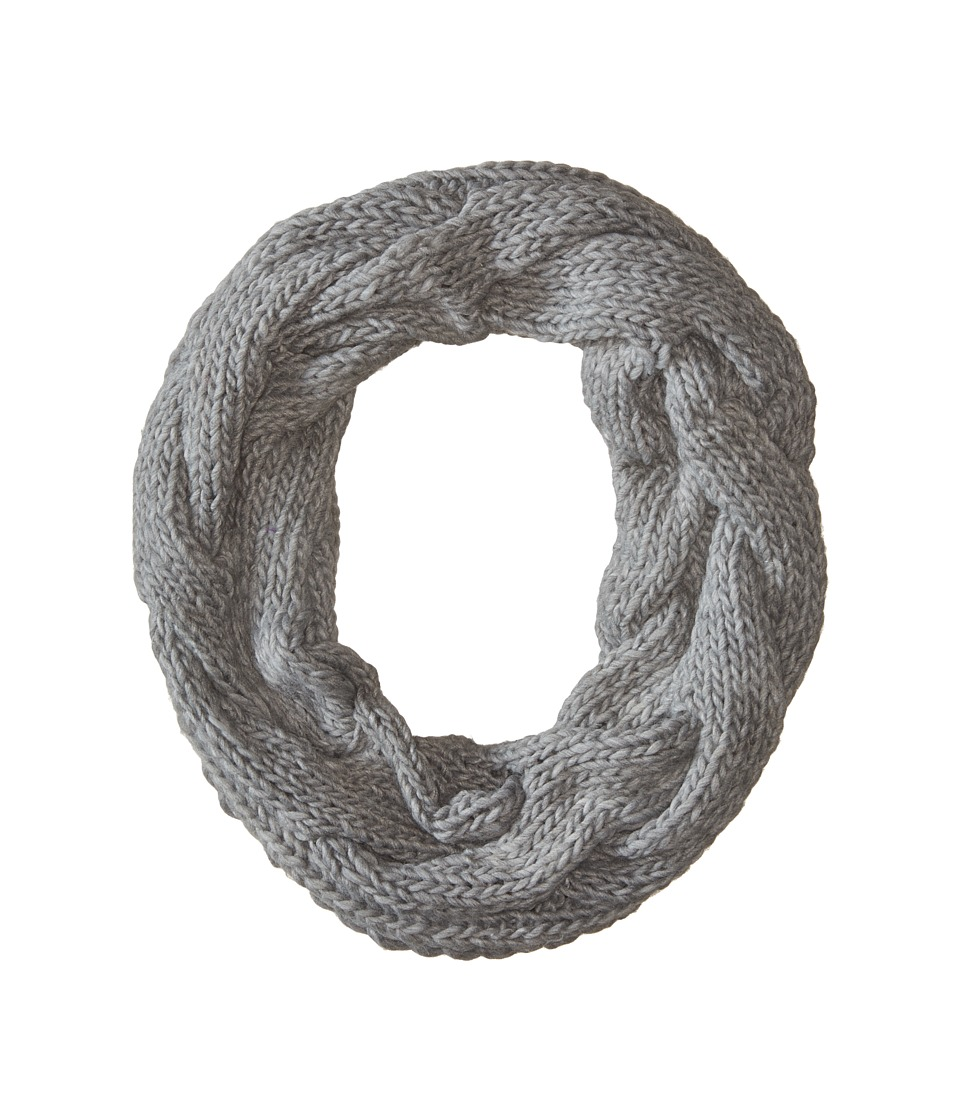 Michael Stars - Chunky Cozy Cowl (Galvanized) Scarves