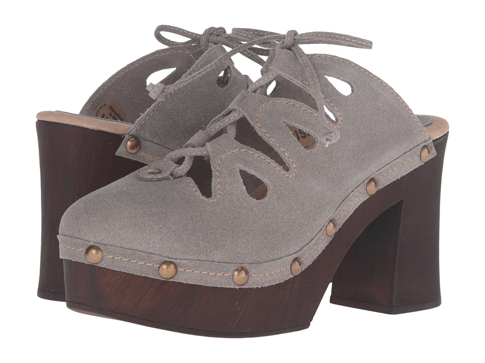 Sbicca - Isold (Stone) Women's Clog Shoes