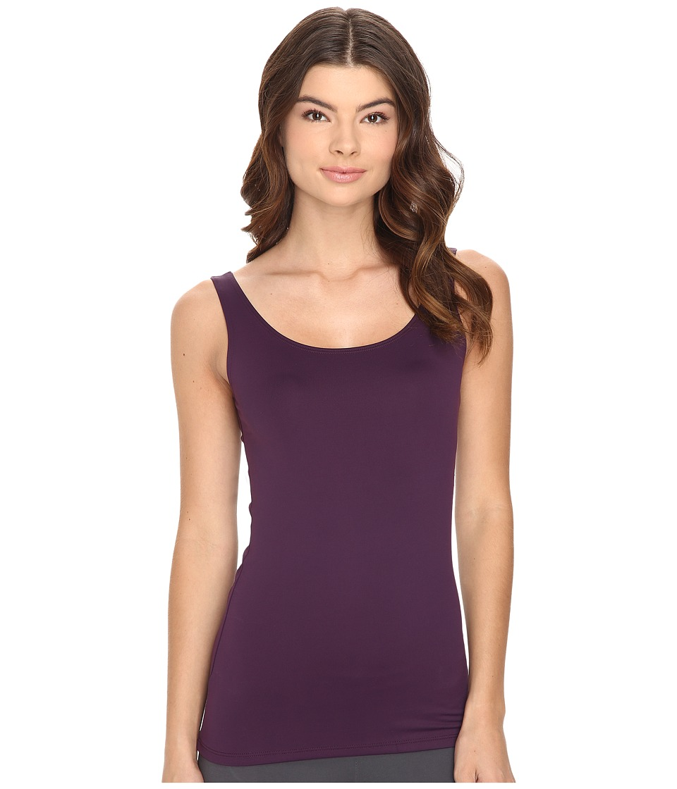 Only Hearts - Delicious Long Line Low Back Tank Top (Amethyst) Women's Sleeveless