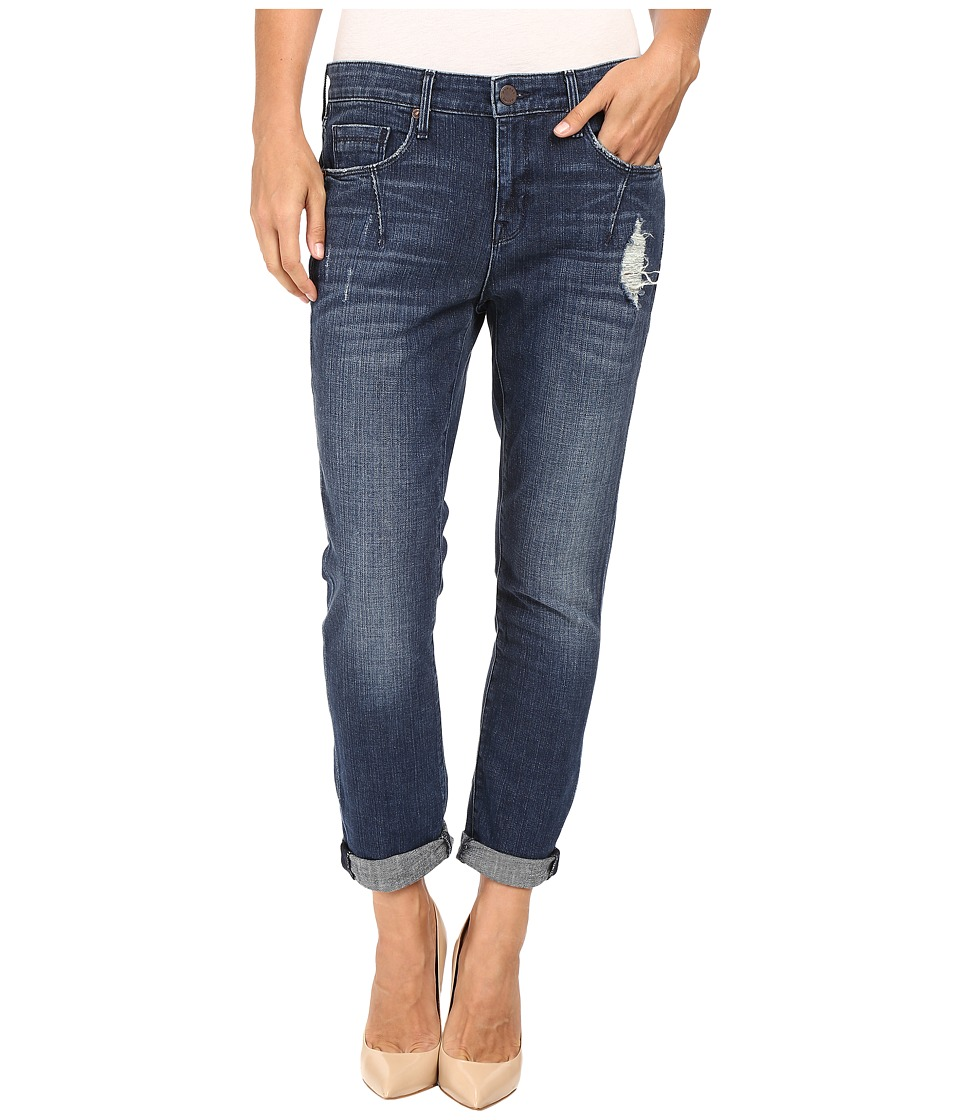 Parker Smith - Girlfriend Pants in Blue Bell (Blue Bell) Women's Jeans