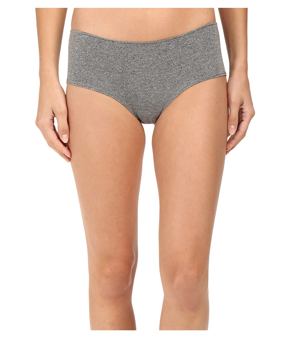Only Hearts - So Fine Ruched Back Hipster (Greystone) Women's Underwear