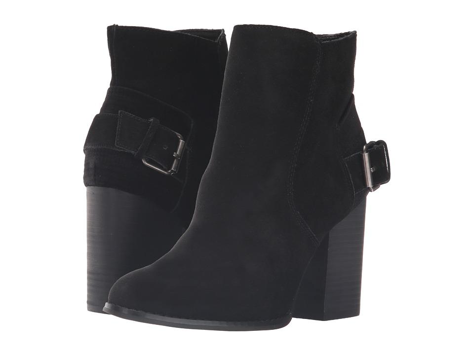 Sbicca - Lorenza (Black) Women's Boots
