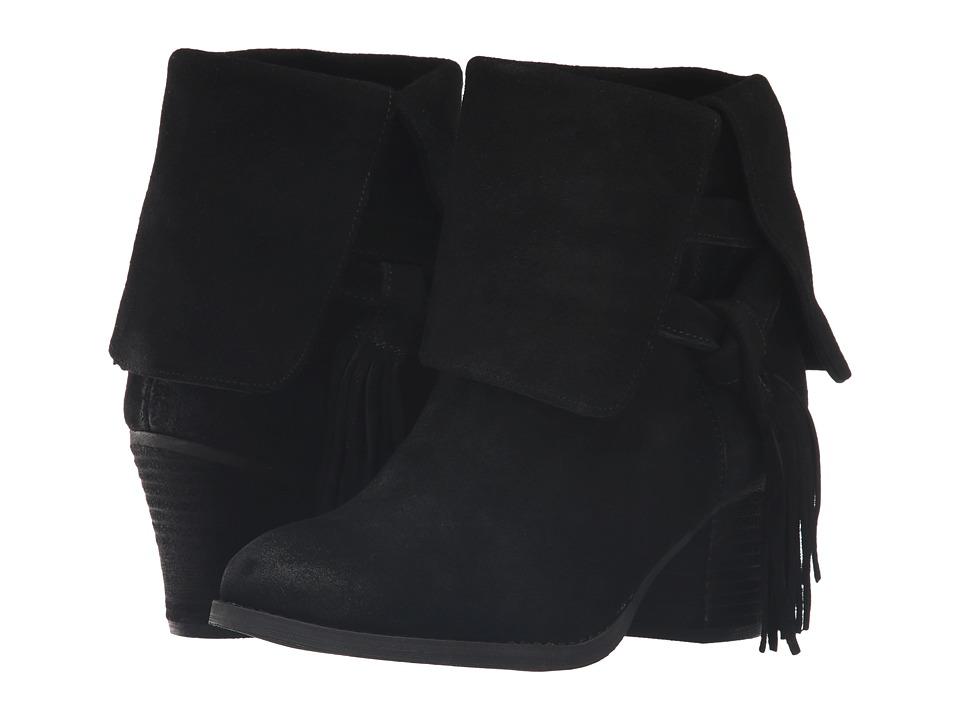 Sbicca - Cairenn (Black) Women's Boots