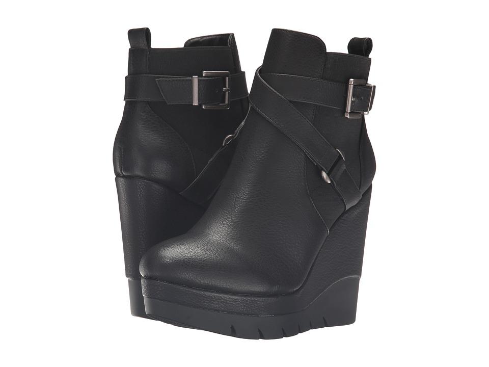 Sbicca - Free Spirit (Black) Women's Boots