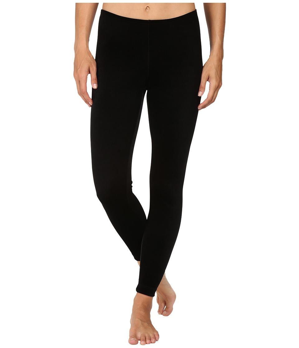 Only Hearts - Velvet Underground Leggings (Black) Women's Pajama