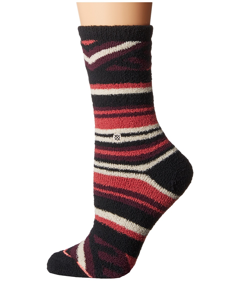 Stance - Camila (Plum) Women's Crew Cut Socks Shoes