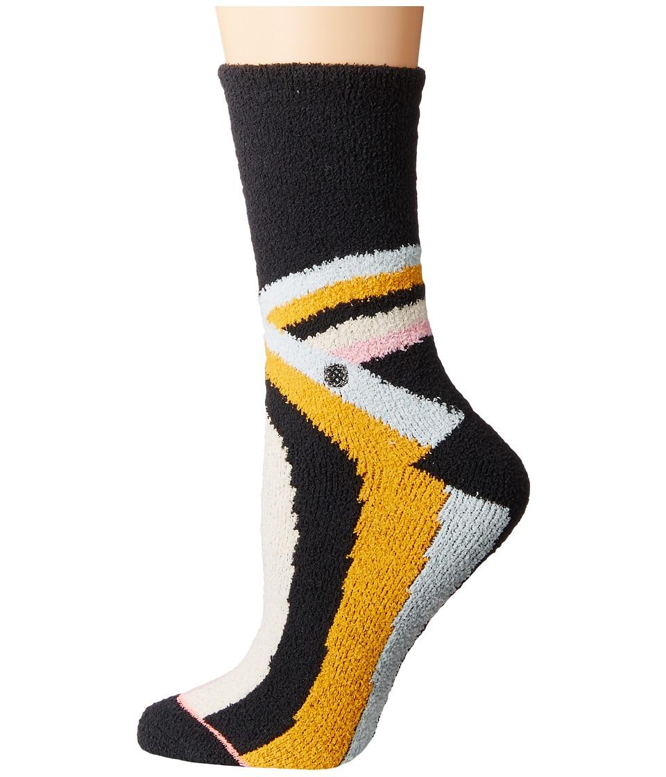 Stance - Alana (Black) Women's Crew Cut Socks Shoes
