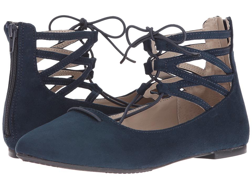Rialto - Sondra (Navy Suedette) Women's Shoes