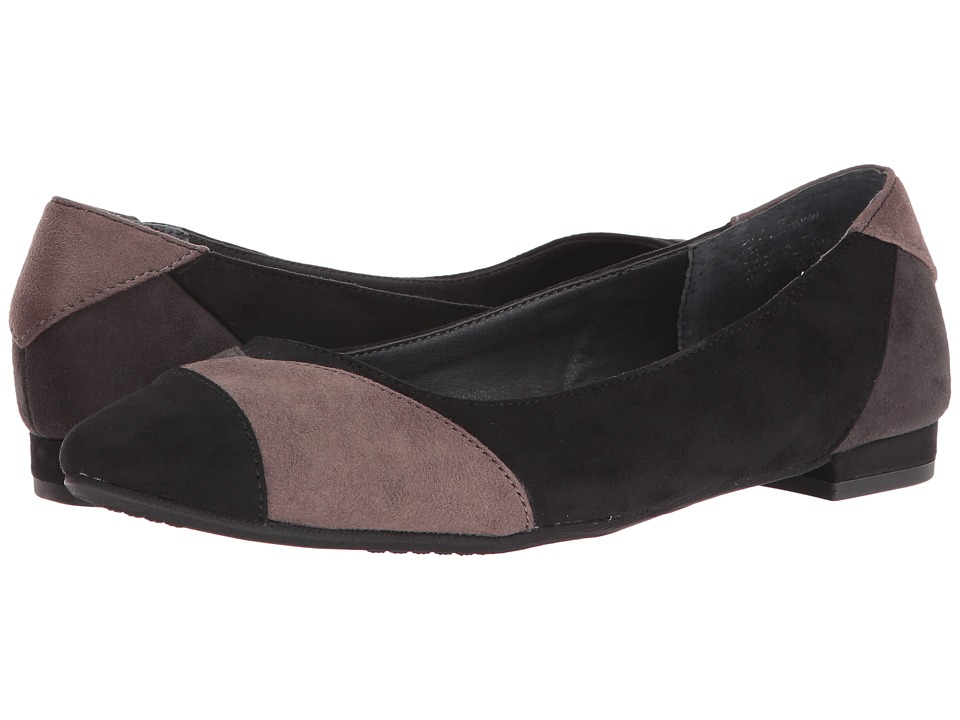 Rialto - Autumn (Black Suedette) Women's Shoes