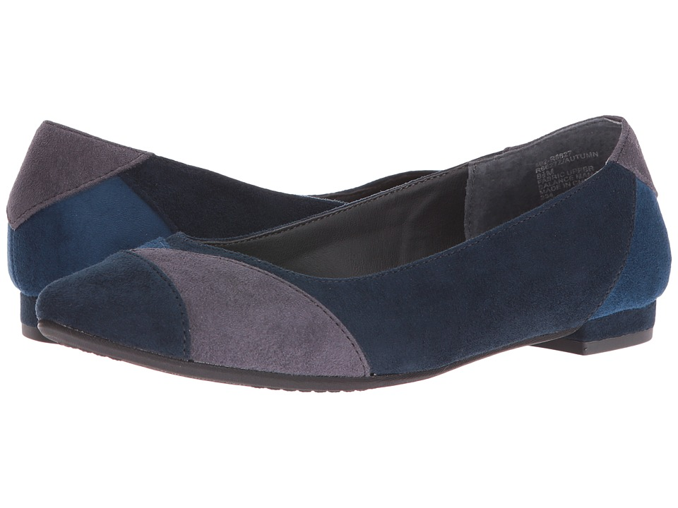 Rialto - Autumn (Navy Suedette) Women's Shoes