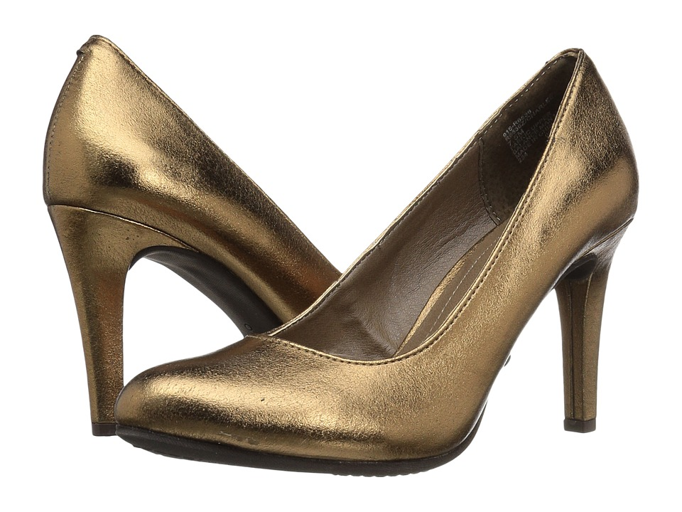 Rialto - Charlee (Bronze Metallic) Women's Shoes