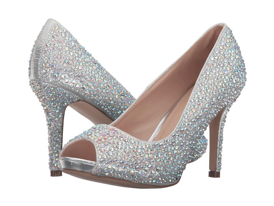 Lauren Lorraine - Paula 3 (Silver Candy) Women's Sandals