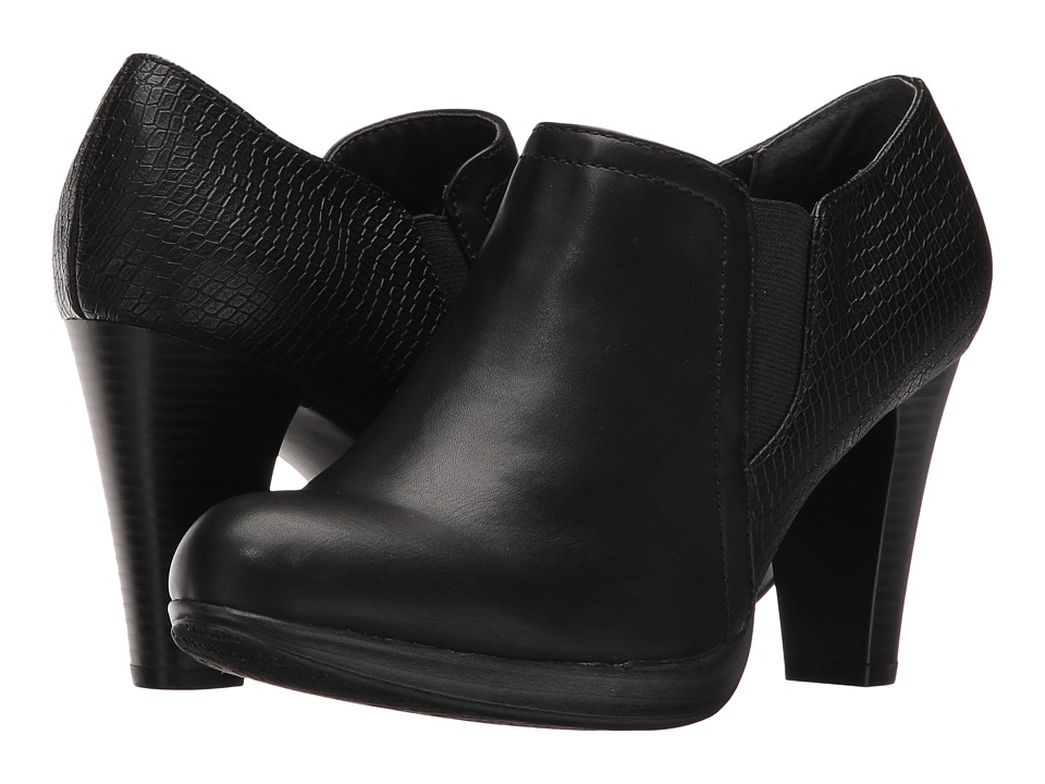 Rialto Posie (Black Smooth) Women