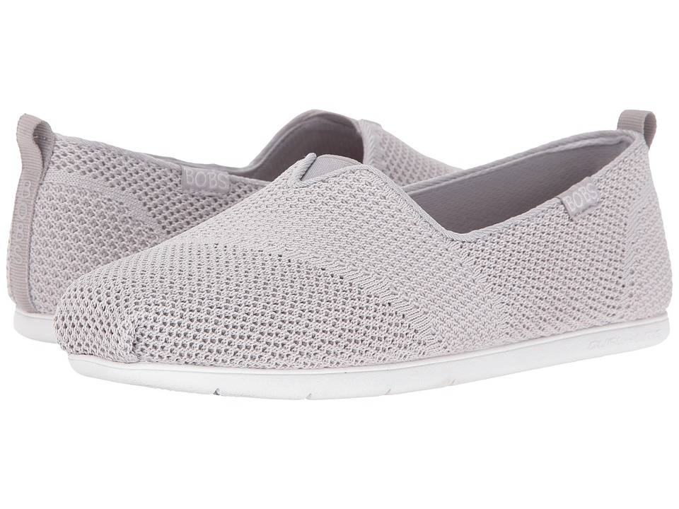 BOBS from SKECHERS Plush Lite (Gray) Women
