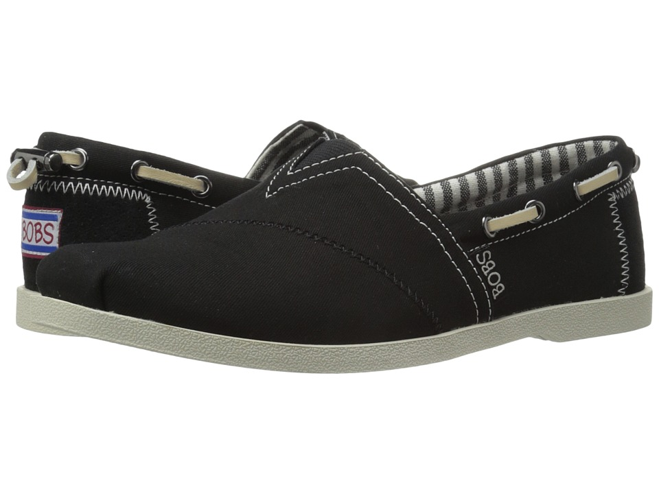 BOBS from SKECHERS Chill Luxe Traveler (Black) Women
