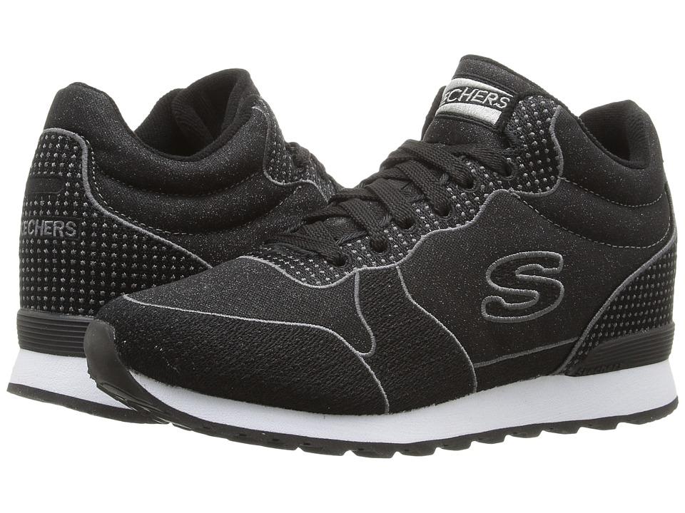 SKECHERS - OG 85 (Black) Women's Shoes