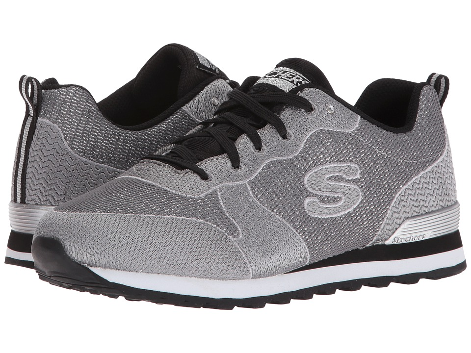 SKECHERS - OG 85 (Light Gray) Women's Shoes