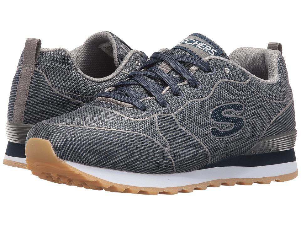 SKECHERS - OG 85 (Navy/Gray) Women's Shoes