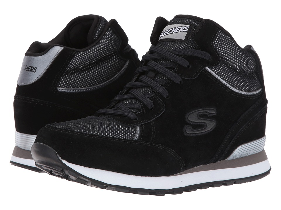 SKECHERS - OG 82 (Black) Women's Shoes