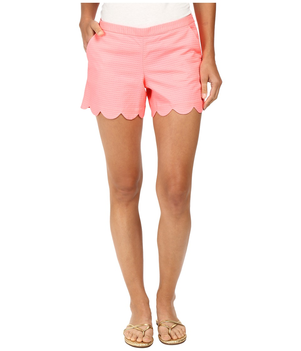 Lilly Pulitzer - Magnolia Shorts (Guava Melon) Women's Shorts
