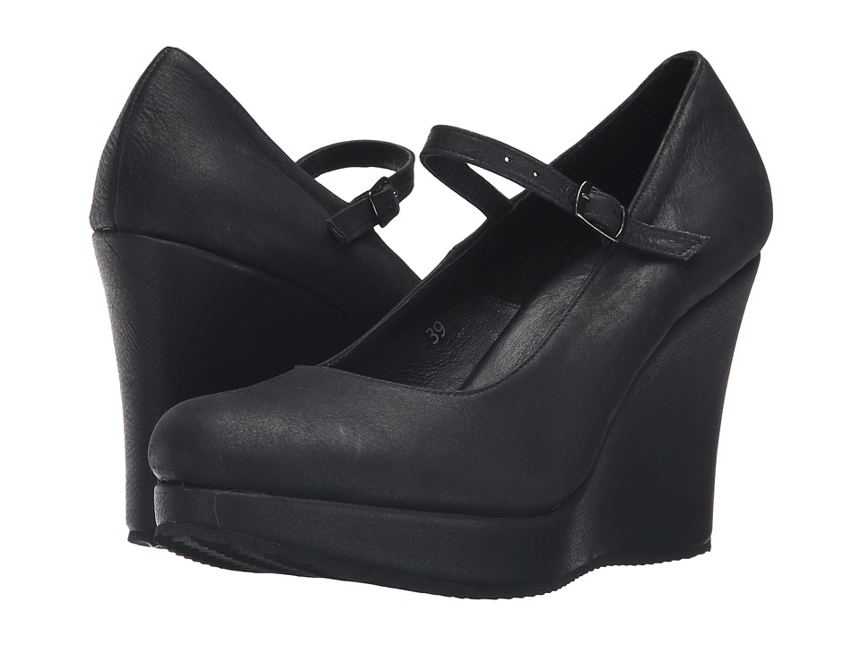 Cordani - Wichita (Black Vintage Leather) Women's Shoes
