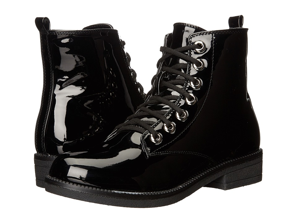 Dirty Laundry - Stefan (Black) Women's Lace-up Boots