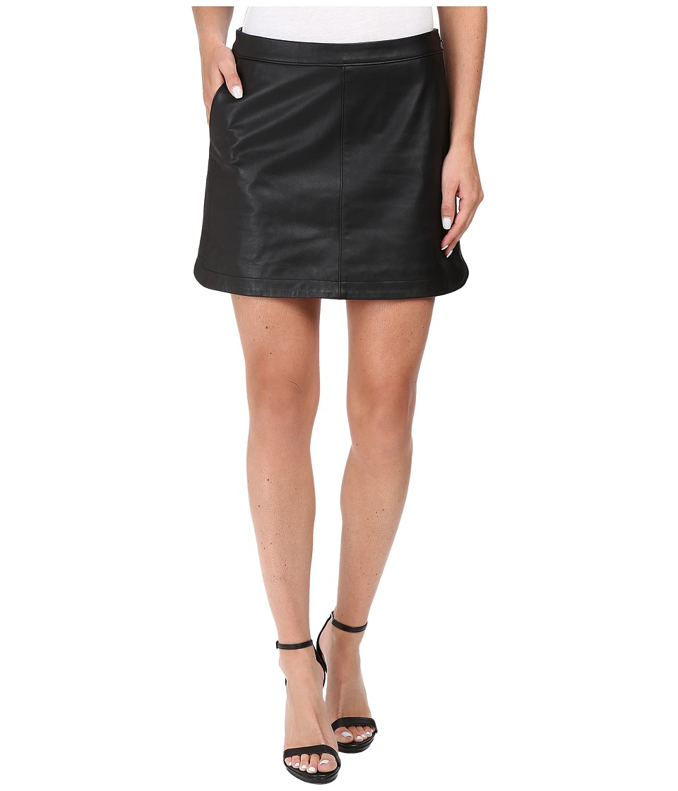 Joie - Mayfair G100-SK1364 (Caviar) Women's Skirt