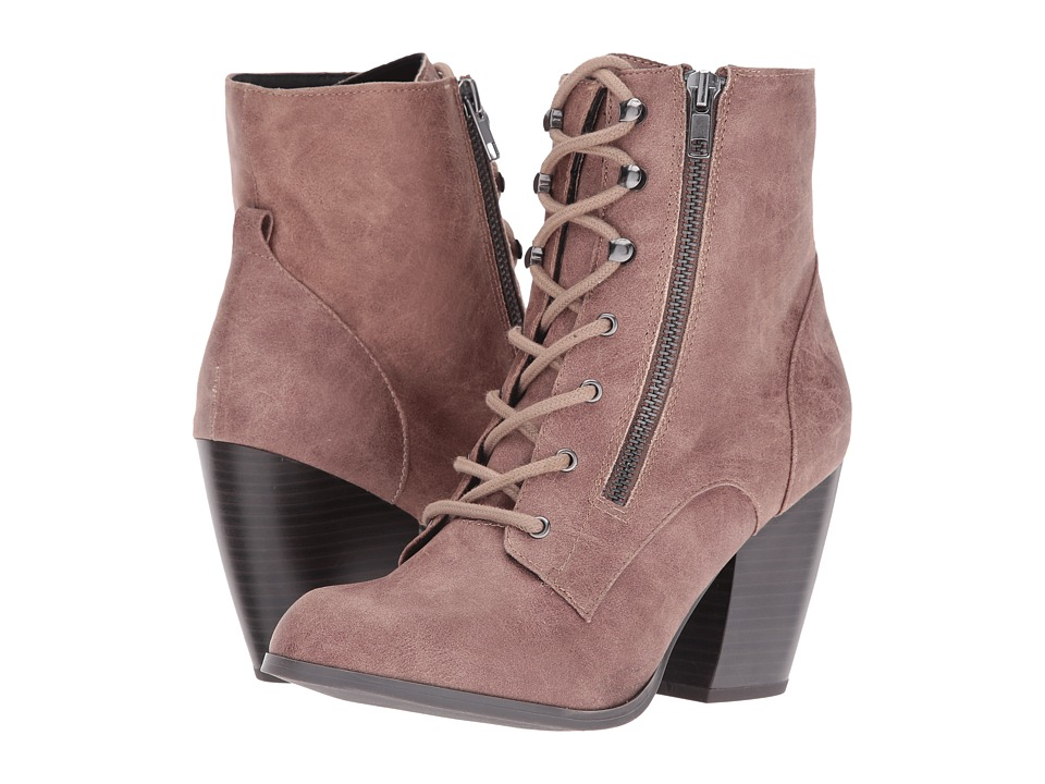 DOLCE by Mojo Moxy - Dandy (Brown) Women's Lace-up Boots