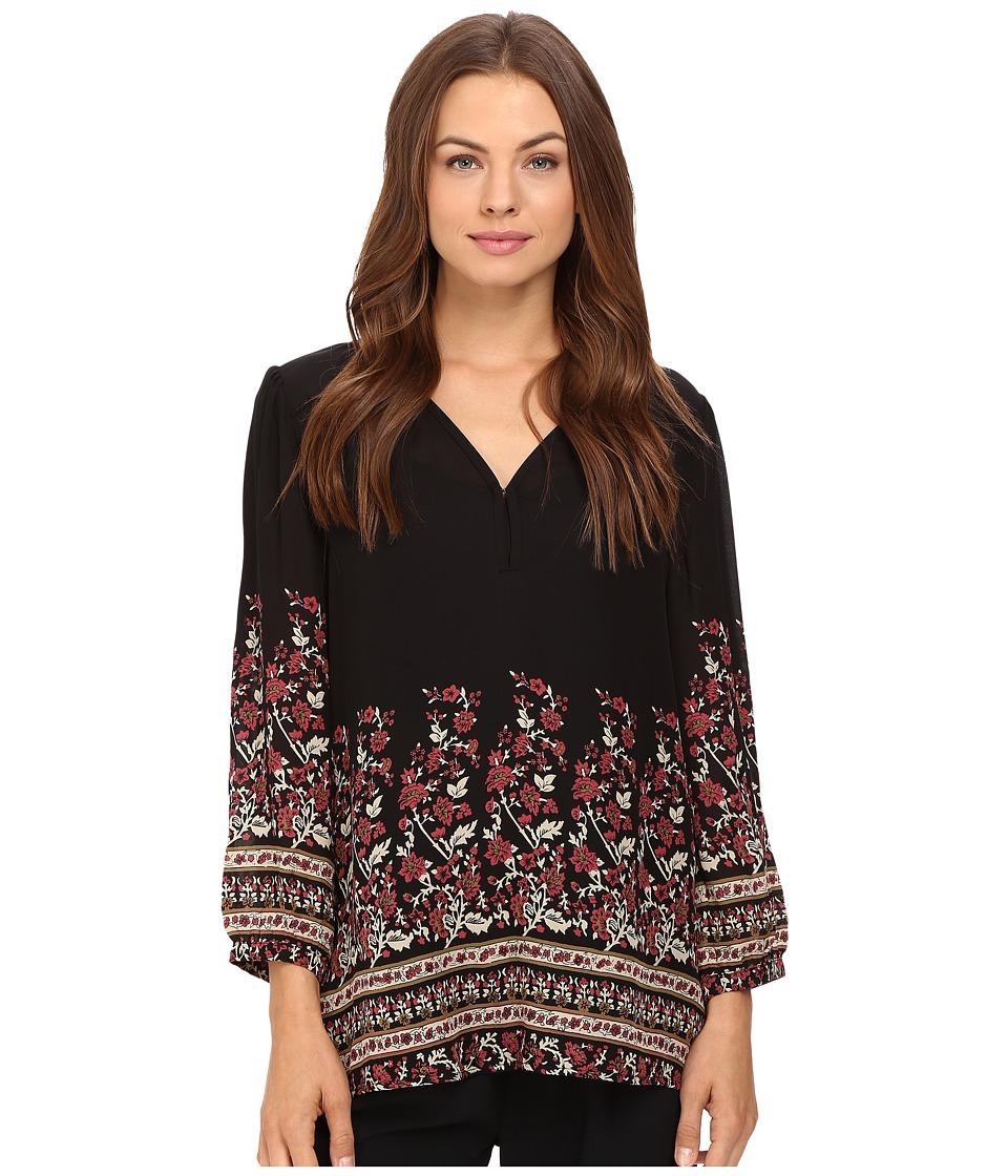 Joie - Riva 3384B-T2765 (Caviar) Women's Long Sleeve Pullover
