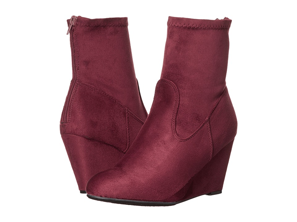 Chinese Laundry Upscale (Merlot Suedette) Women