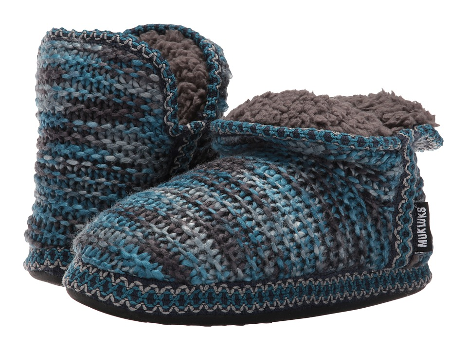 MUK LUKS - Amira Slipper (Twilight) Women's Slippers