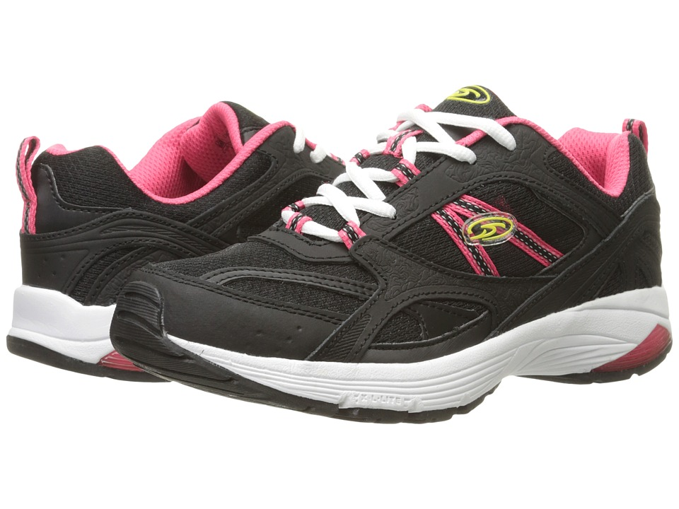 Dr. Scholl's - Curry (Black/Pink) Women's Shoes