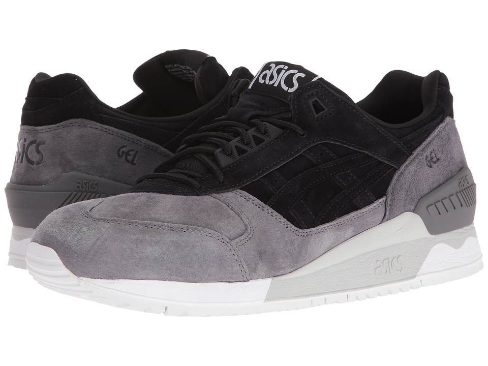 ASICS Tiger Gel-Respector (Black/Black) Running Shoes