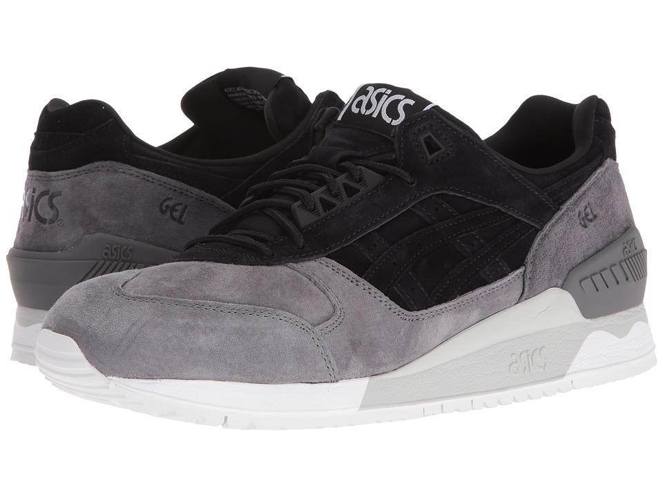 ASICS Tiger - Gel-Respector (Black/Black) Running Shoes