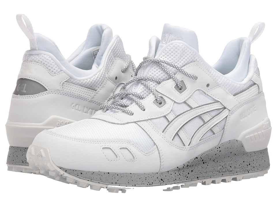 ASICS Tiger - Gel-Lyte MT (White/White) Athletic Shoes