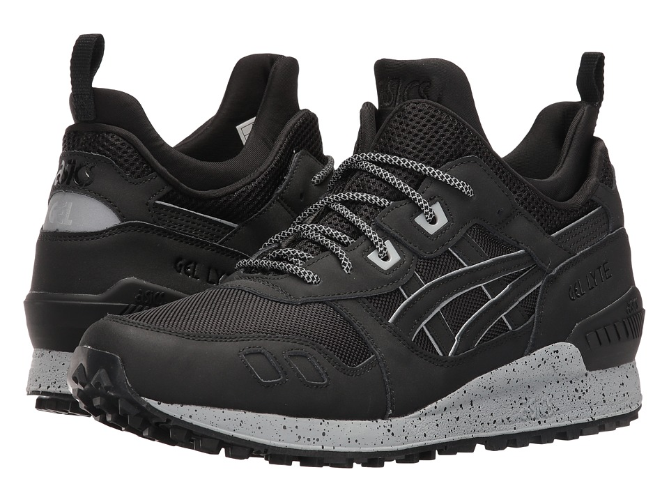 ASICS Tiger Gel-Lyte MT (Black/Black) Athletic Shoes