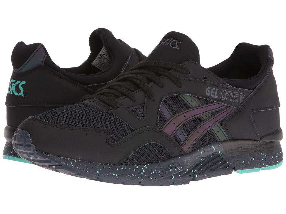 ASICS Tiger - Gel-Lyte V (Black/Black) Athletic Shoes